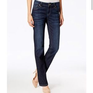 Kut from the Kloth Stevie straight jeans